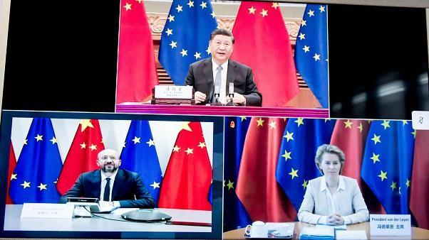 EU kêu gọi Trung Quốc hợp tác bình đẳng, tôn trọng luật pháp - ảnh 4