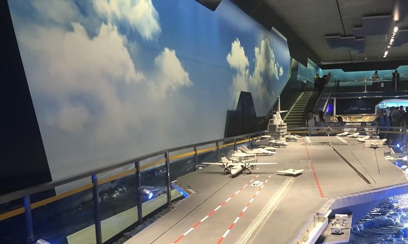Hé lộ thời điểm hạ thủy tàu sân bay thứ 3 của Trung Quốc - ảnh 1