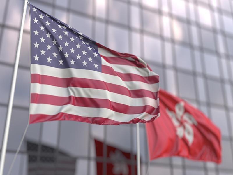 Mỹ kêu gọi người dân 'cân nhắc lại' việc đến Hong Kong - ảnh 1