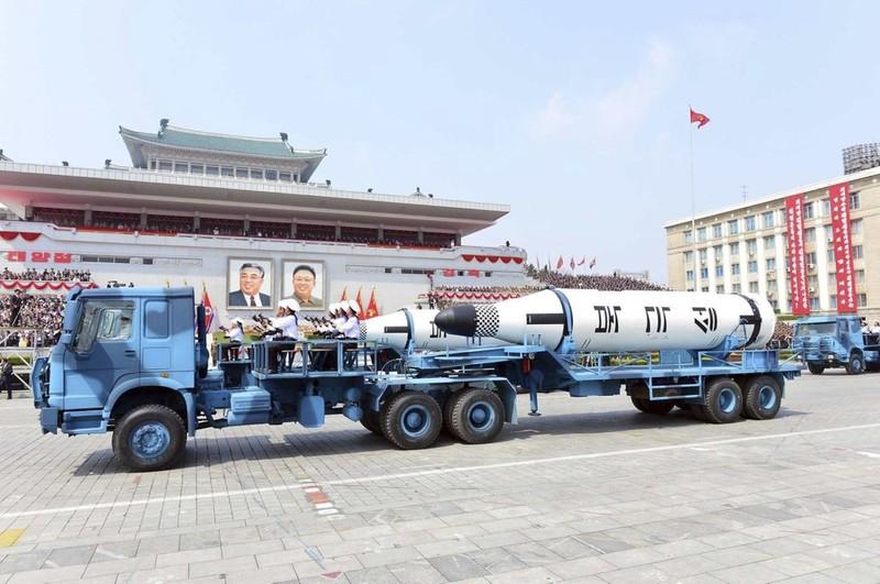Tới lượt Hàn Quốc cảnh báo Triều Tiên chuẩn bị thử tên lửa - ảnh 1