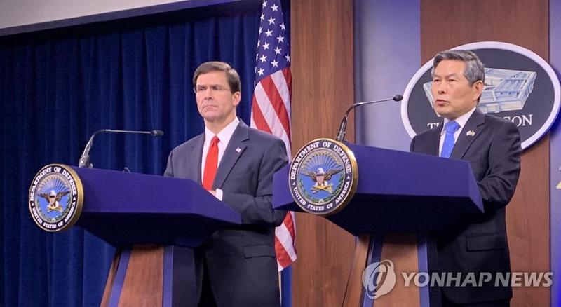 Bộ trưởng Esper: Mỹ có nhiều liên minh, Trung Quốc thì không - ảnh 1