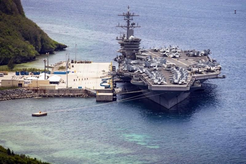Mỹ mở rộng lực lượng hải quân, sẵn sàng đối đầu Trung Quốc - ảnh 1