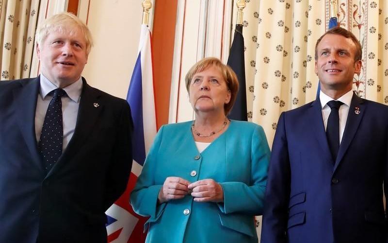 Pháp, Anh, Đức gửi công hàm về Biển Đông lên Liên Hiệp Quốc - ảnh 1