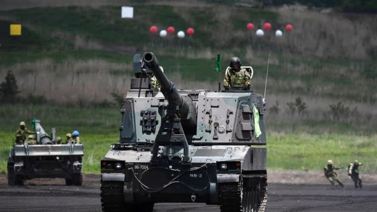 Mỹ thúc đồng minh tăng ngân sách quốc phòng đối phó Trung Quốc - ảnh 1