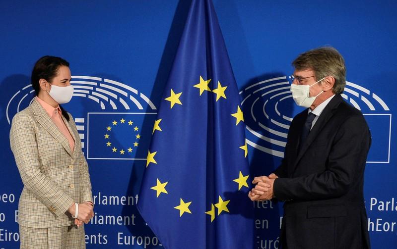EU chưa thể trừng phạt Belarus vì 1 lý do 'không liên quan' - ảnh 2