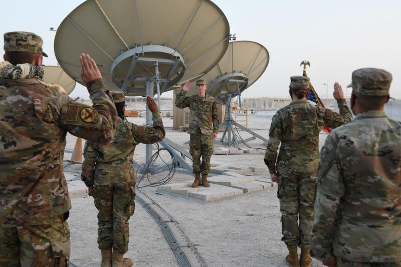 Quân chủng mới của Mỹ chọn căn cứ đầu tiên nằm gần Iran - ảnh 1