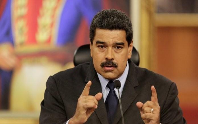Tổng thống Maduro chỉ trích Mỹ đưa gián điệp vào Venezuela - ảnh 1