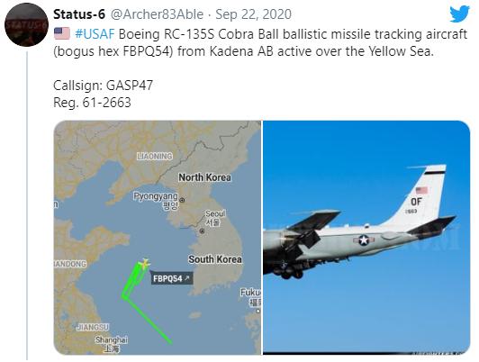 Trung Quốc tố máy bay Mỹ gây nguy hiểm ở Biển Đông - ảnh 2