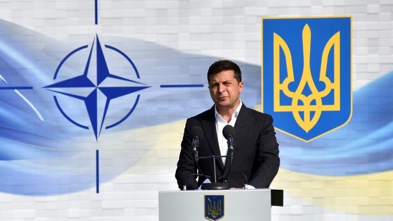 Tổng thống Ukraine chỉ trích nặng nề Nga tại Đại Hội đồng LHQ - ảnh 1