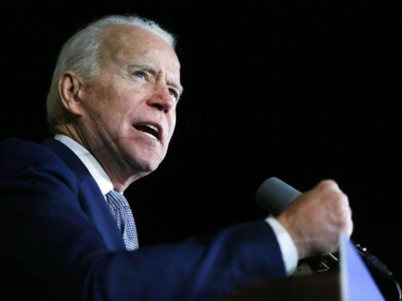 Ông Biden: Sẽ cứng rắn với Trung Quốc về Biển Đông - ảnh 1