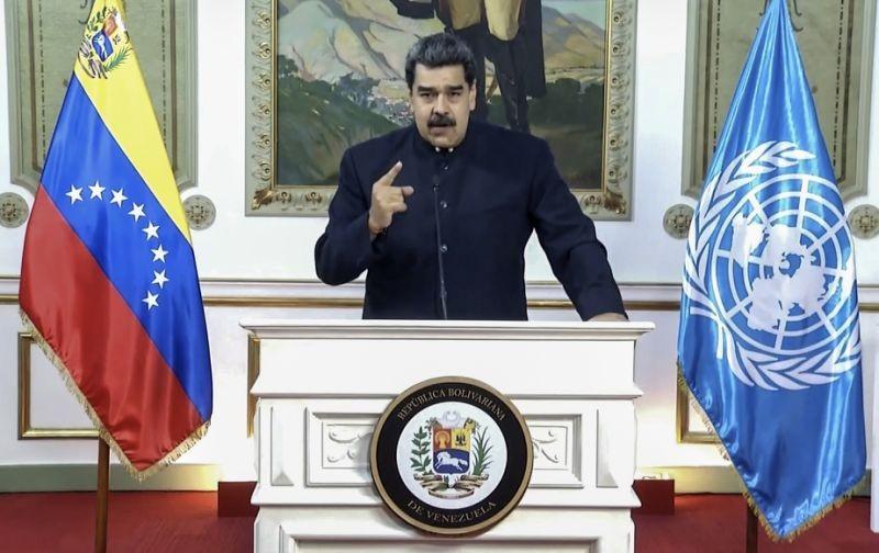 Ông Maduro kêu gọi các nước LHQ chống lại lệnh trừng phạt Mỹ - ảnh 1