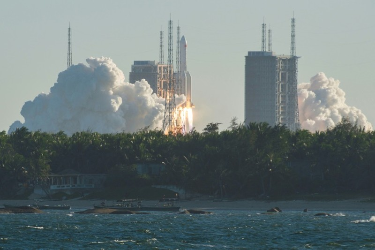 NASA cảnh báo chính quyền Mỹ về trạm không gian Trung Quốc - ảnh 1