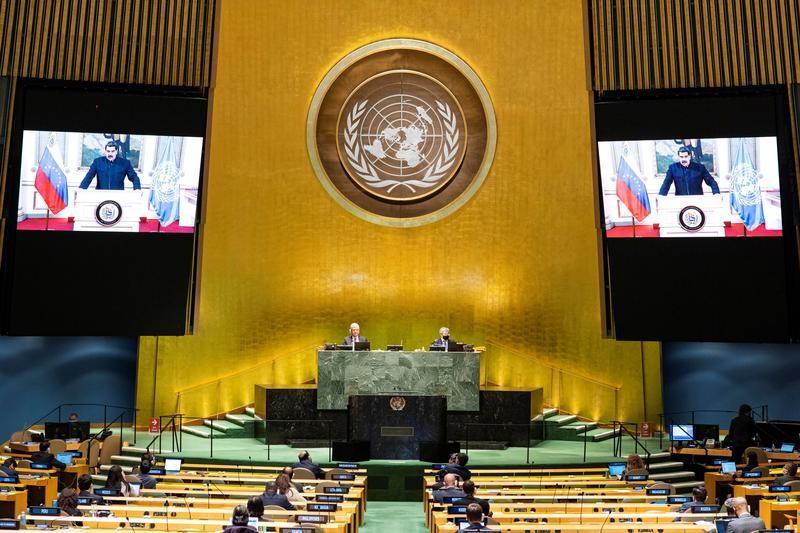 Ông Maduro kêu gọi các nước LHQ chống lại lệnh trừng phạt Mỹ - ảnh 2
