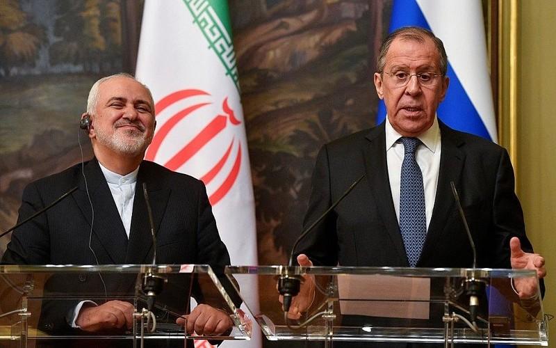 Ngoại trưởng Nga: Mỹ sẽ không thể cấm vận Iran - ảnh 1