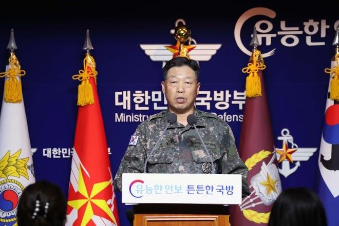 Seoul báo động quân đội vì Triều Tiên bắn chết quan chức mình - ảnh 1