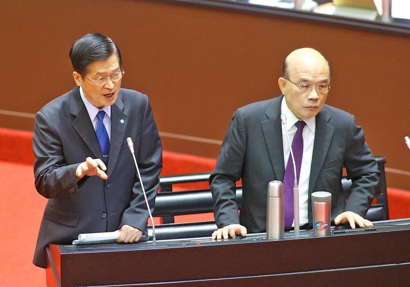 Đài Loan: Hiện không có dấu hiệu nào Trung Quốc sẽ tấn công - ảnh 1