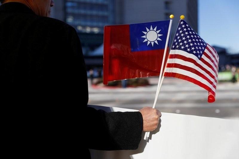 50 nghị sĩ Mỹ kêu gọi đàm phán song phương với Đài Loan - ảnh 2