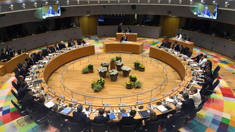 EU chính thức áp lệnh trừng phạt Belarus - ảnh 1