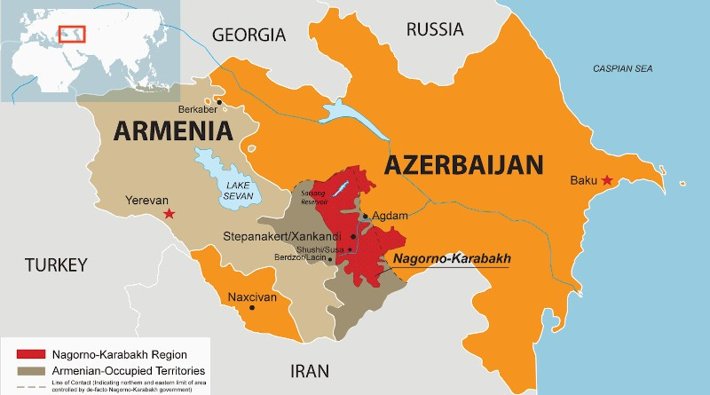 Xung đột Armenia-Azerbaijan: Chiến sự đã được báo trước - ảnh 2