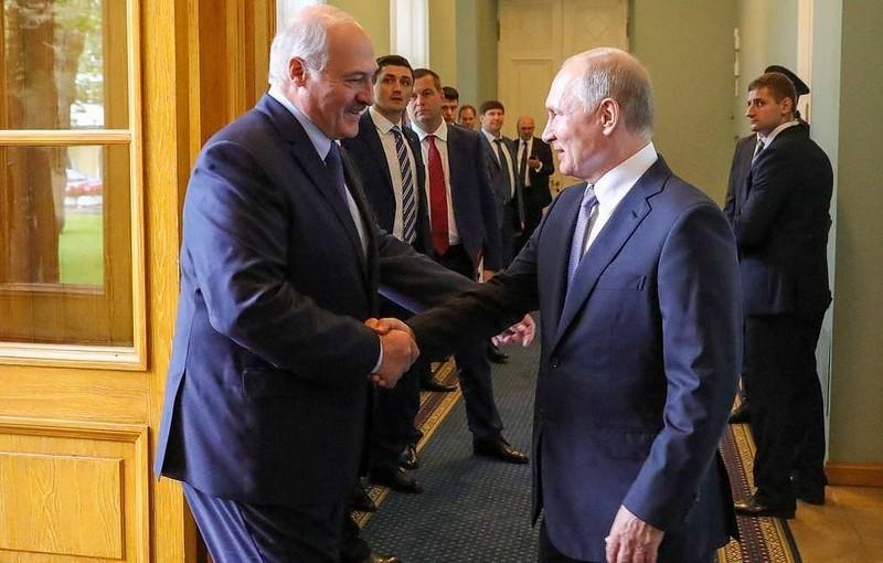 Nga, Belarus khẳng định sẽ sớm giải quyết bất ổn hậu bầu cử - ảnh 1