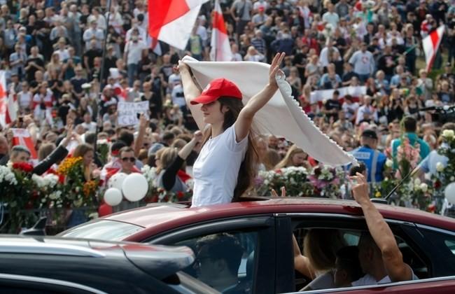 Nga, Belarus khẳng định sẽ sớm giải quyết bất ổn hậu bầu cử - ảnh 2