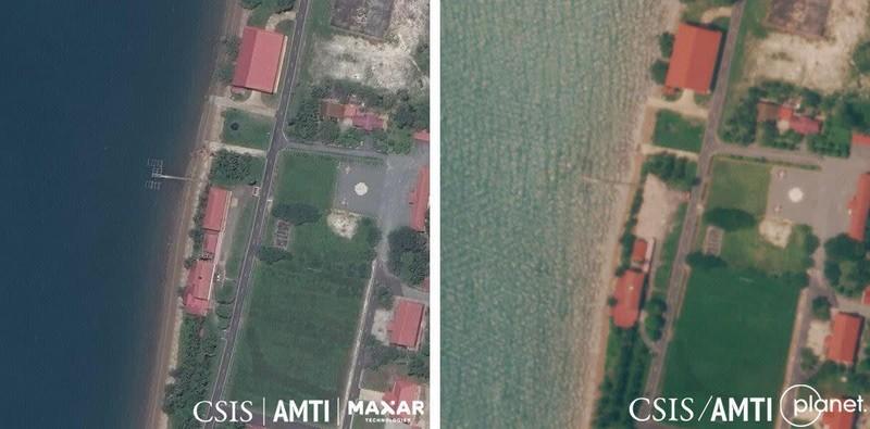 Campuchia bác đồn đoán phá dỡ căn cứ quân sự Mỹ vì Trung Quốc - ảnh 1