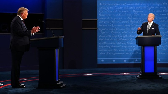 Ông Biden vẫn có nguy cơ nhiễm COVID-19 từ cuộc tranh cử - ảnh 2