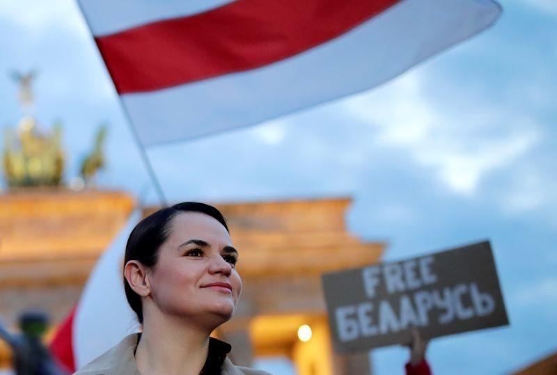 Thủ lĩnh đối lập Belarus: EU trừng phạt là chiến thắng nhỏ - ảnh 1