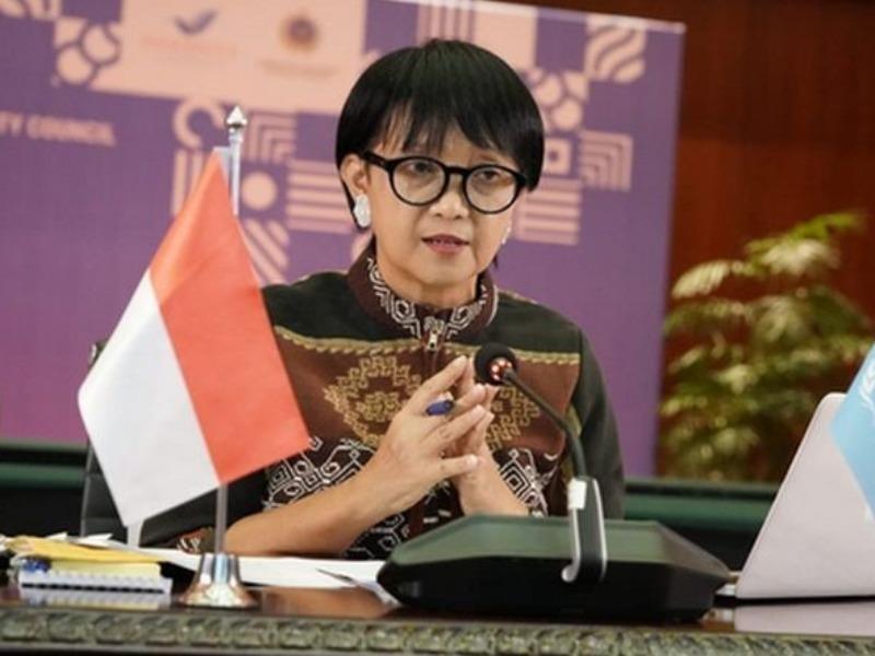 Hợp tác Trung Quốc, Indonesia không đổi lập trường ở Biển Đông - ảnh 1