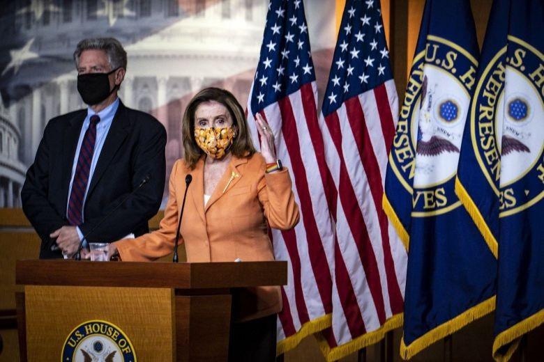 Đảng Dân chủ Mỹ muốn lập ủy ban đánh giá sức khỏe ông Trump - ảnh 1