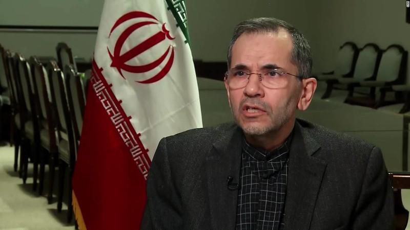 Ông Trump đe dọa Iran 'đừng quậy phá Mỹ' - ảnh 2