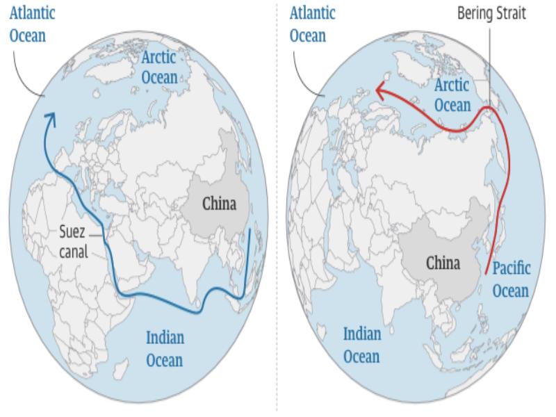 Hải quân Anh: Trung Quốc là 'mối đe dọa chiến lược' ở Biển Bắc - ảnh 2