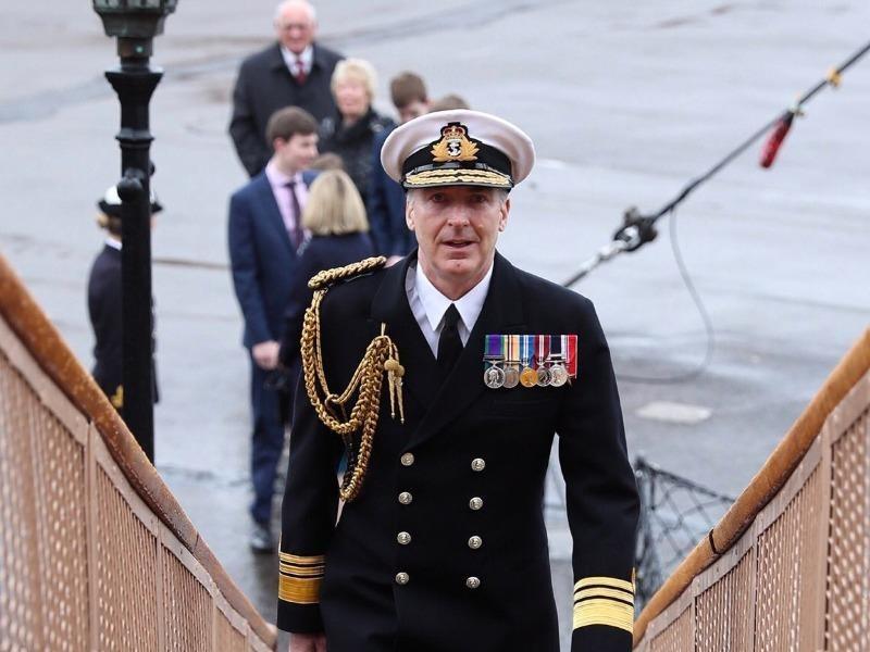 Hải quân Anh: Trung Quốc là 'mối đe dọa chiến lược' ở Biển Bắc - ảnh 1