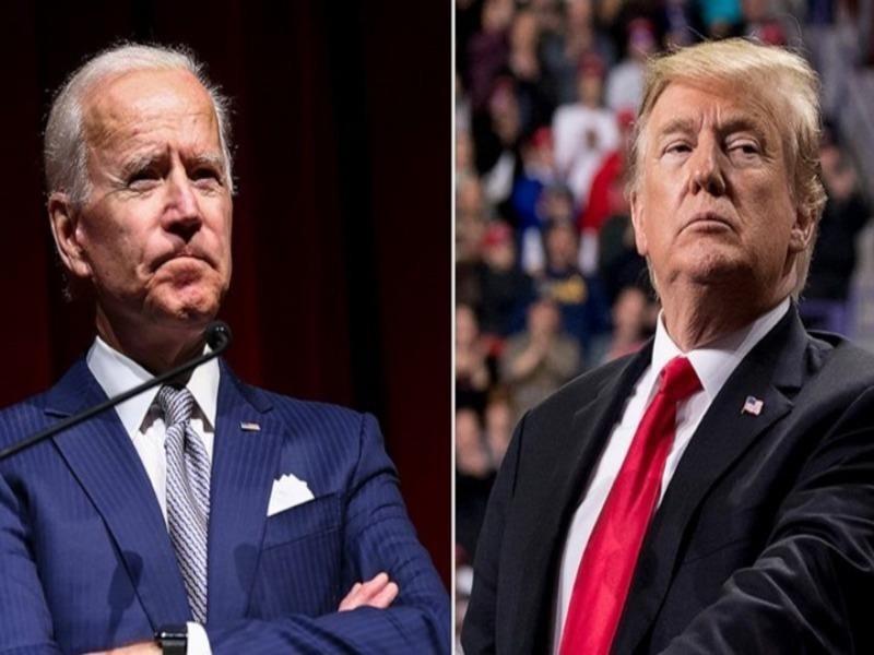 Cuộc tranh luận Trump-Biden lần hai chính thức bị hủy - ảnh 1