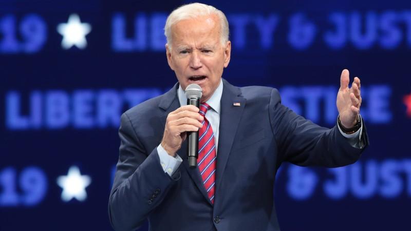 Ông Biden muốn gặp ông Kim Jong-un nếu đắc cử tổng thống  - ảnh 1