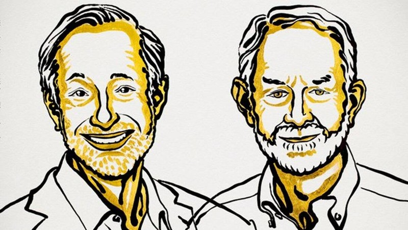 2 giáo sư Đại học Stanford-Mỹ nhận giải Nobel Kinh tế 2020 - ảnh 1