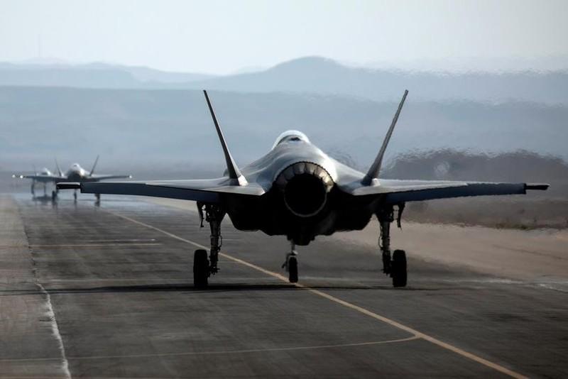 Israel phản đối Mỹ bán tiêm kích tàng hình F-35 cho Qatar - ảnh 1