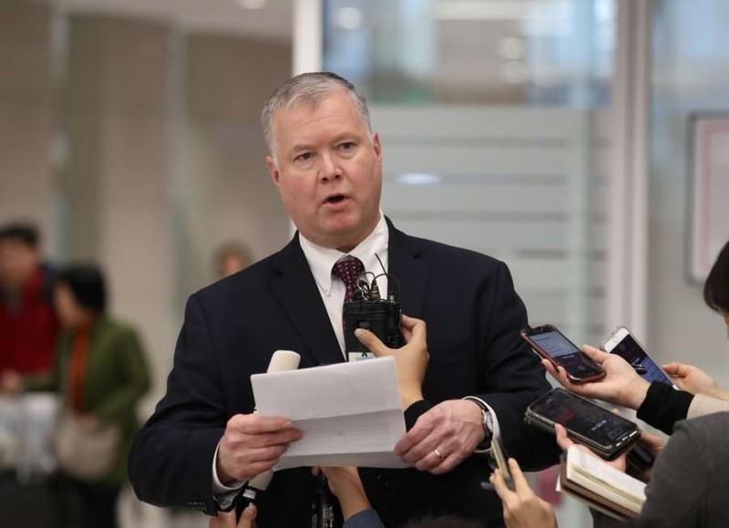 Thứ trưởng Mỹ: Đừng để yếu tố Trung Quốc xen vào hợp tác Mỹ-Ấn - ảnh 1