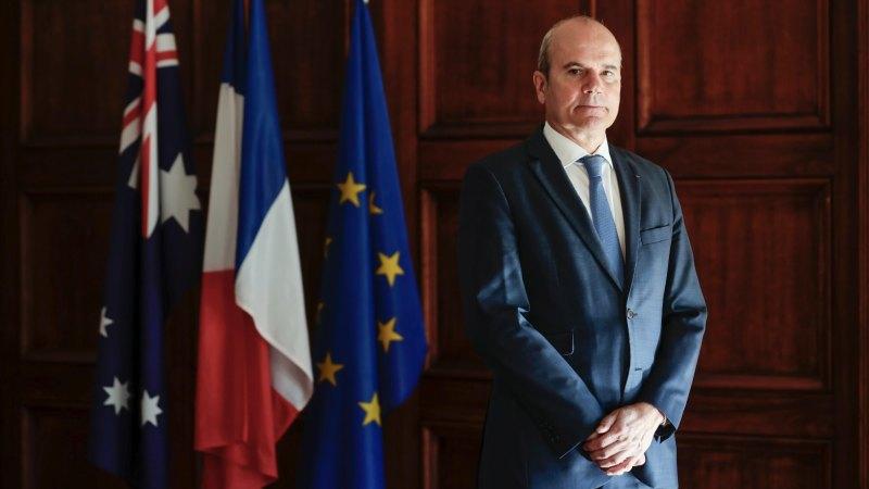 Pháp bổ nhiệm đại sứ đầu tiên ở AĐD-TBD vì lo ngại Trung Quốc - ảnh 1