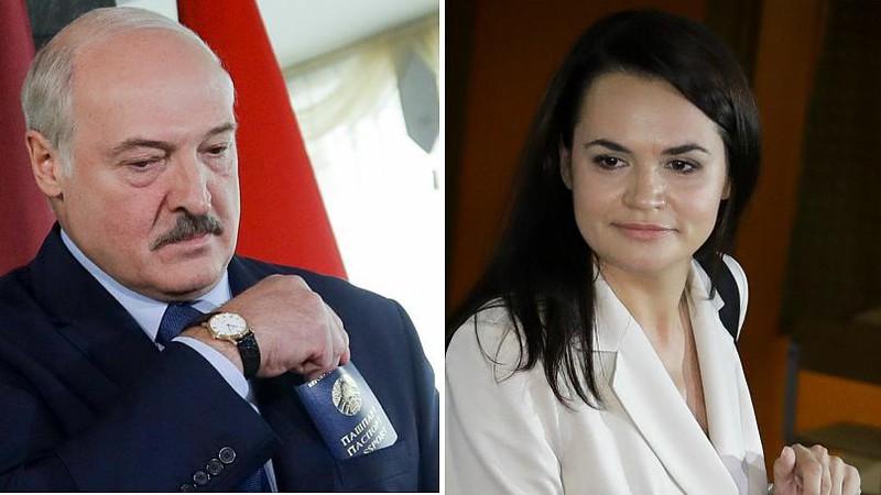 Bà Tikhanovskaya: Ông Lukashenko phải từ chức trước 25-10 - ảnh 2