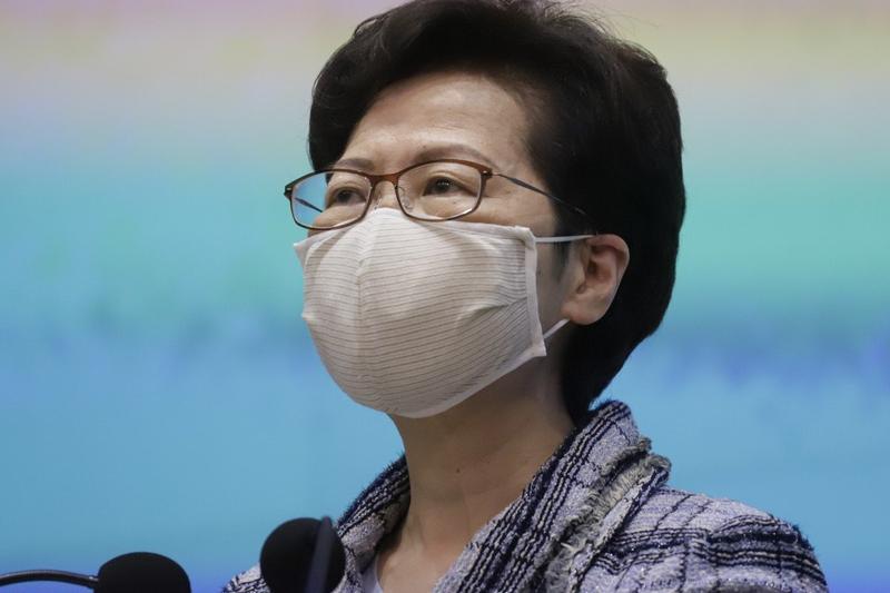Mỹ cảnh báo trừng phạt các ngân hàng liên quan Hong Kong - ảnh 1