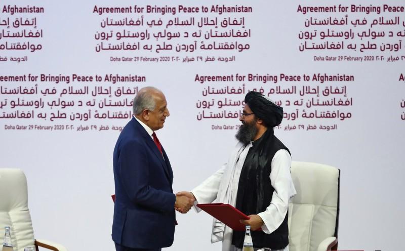 Taliban tái thiết lập cam kết với Mỹ giảm bạo lực Afghanistan - ảnh 2