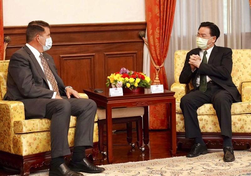 Đài Loan sẽ mở 'cánh cửa' đến Đông Nam Á nhờ hợp tác với Mỹ? - ảnh 2