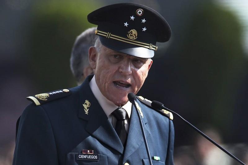 Tổng thống Mexico mừng khi cựu Bộ trưởng Quốc phòng bị Mỹ bắt? - ảnh 2