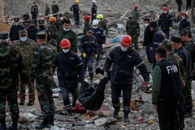 Armenia và Azerbaijan đồng ý ngừng bắn tại Nagorno-Karabakh - ảnh 3