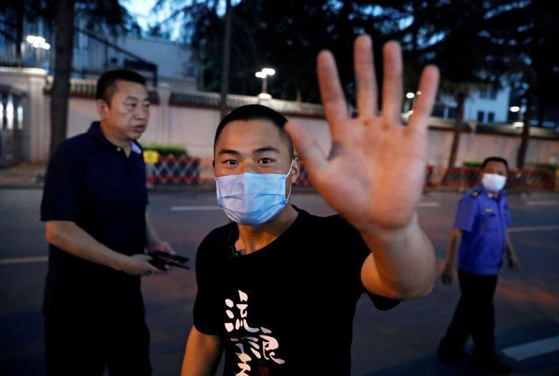 Bắc Kinh cảnh báo sẽ bắt giam người Mỹ ở Trung Quốc - ảnh 2