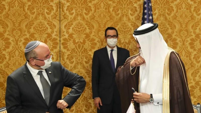 Mỹ đưa Israel đến Bahrain chính thức thiết lập quan hệ  - ảnh 2