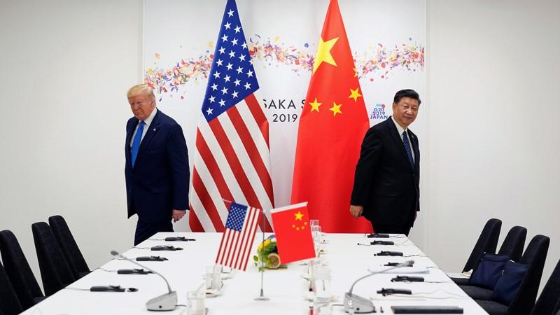 Trung Quốc đang cố 'soán ngôi' số một của Mỹ? - ảnh 1