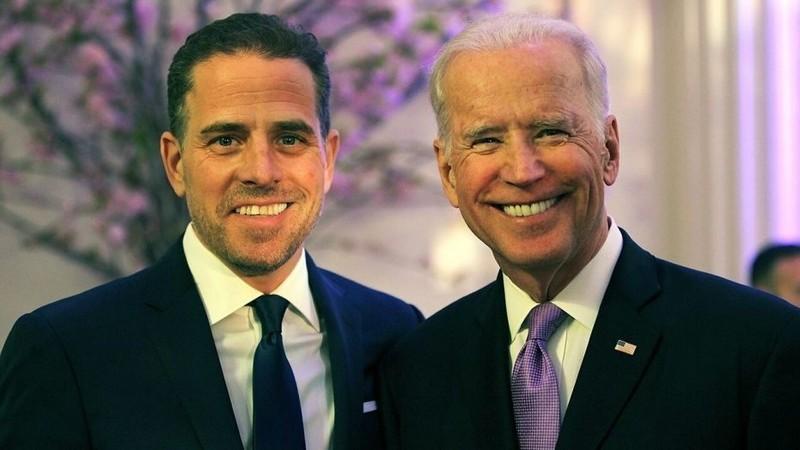 Mập mờ quan hệ giữa con trai ông Biden và quân đội Trung Quốc - ảnh 2