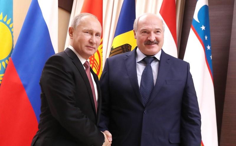 Ông Lukashenko: Nga là đồng minh cùng Belarus đương đầu đe dọa - ảnh 2